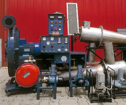 Tratamientos Térmicos Cooper. Tratamientos térmicos por combustión.
