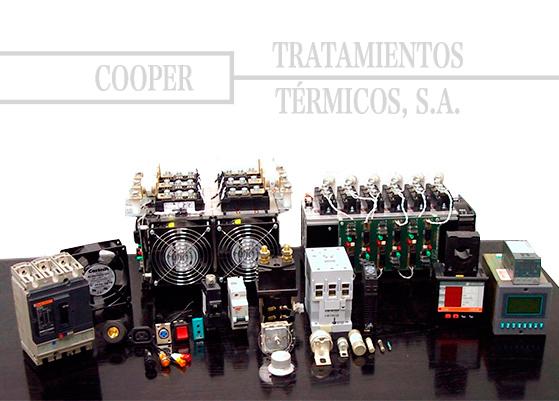 Venta de equipos y materiales de tratamientos térmicos, repuestos accesorios