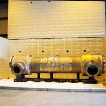 Cooper Hornos fijos y modulares. Tratamientos térmicos con hornos fijos o modulares portátiles. Combustión.