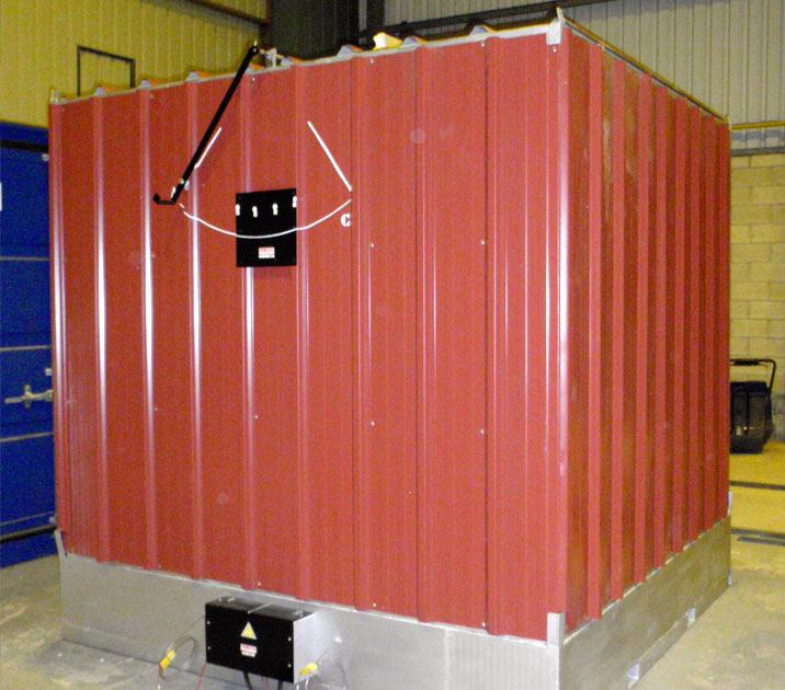 Diseño y fabricación de hornos de tratamiento térmico y eléctrico
