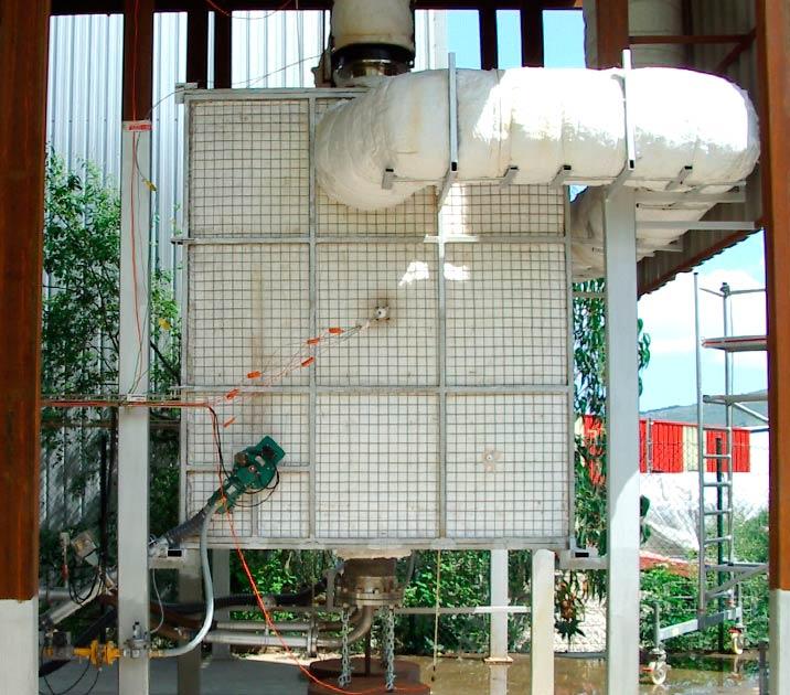 Cooper Tratamientos Térmicos planta piloto