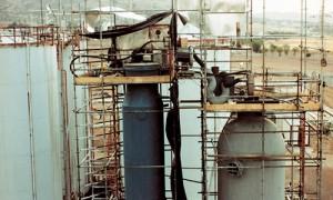 Cooper Tratamientos Térmicos secado de refractario