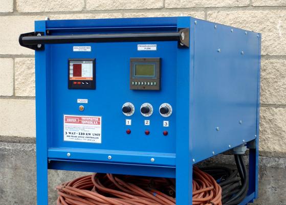 Venta de equipos y materiales de tratamientos térmicos en Cooper. Fabricamos equipos a medida que se adaptan a las necesidades específicas de cada cliente.