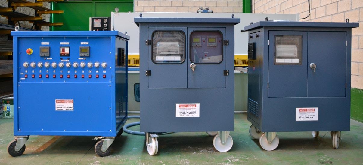Cooper ofrece una gran variedad y disponibilidad de equipos y materiales.