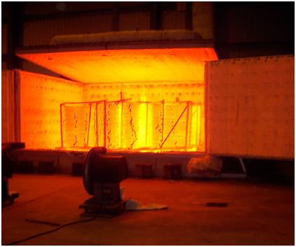 Cooper Tratamientos Térmicos de gas.